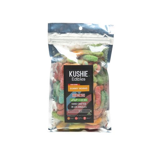 [KUSHIE] Gummy Worms 320mg