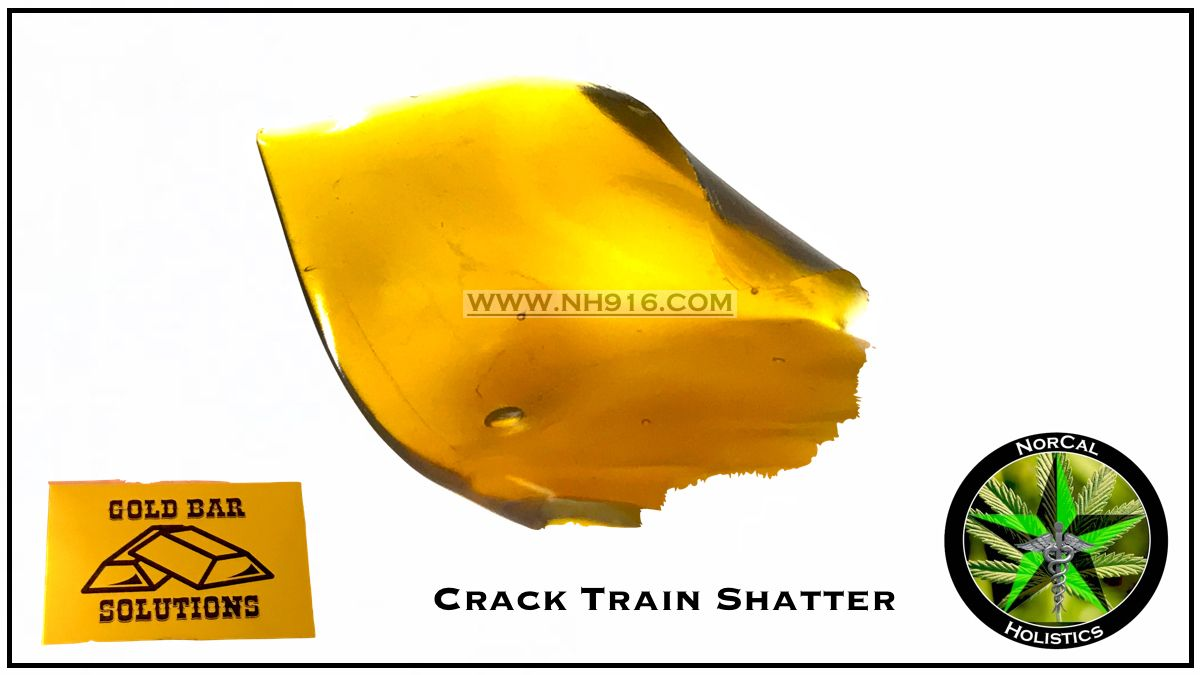 [Gold Bar] Crack Train Shatter