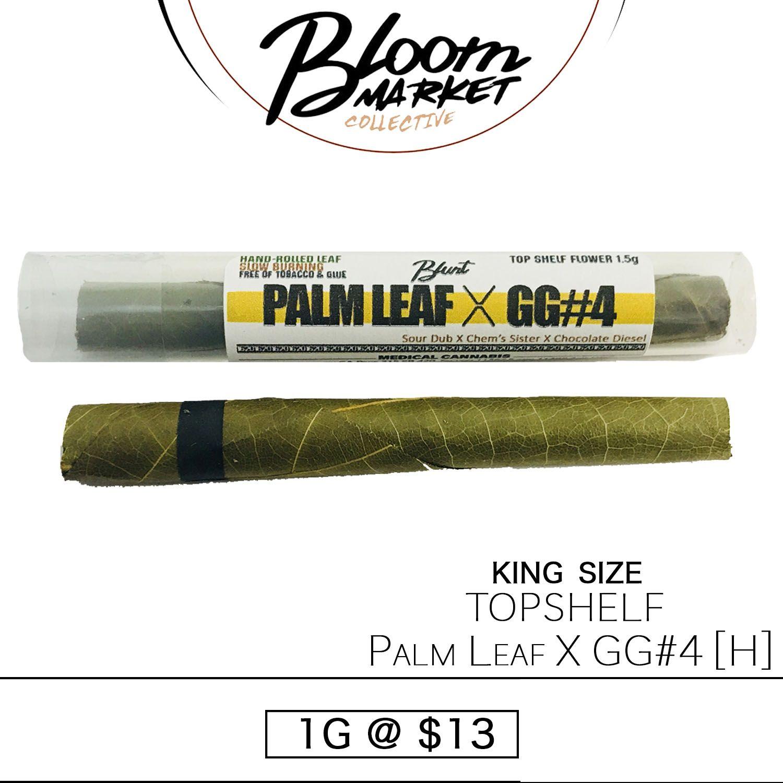 Palm Leaf X Gorilla Glue