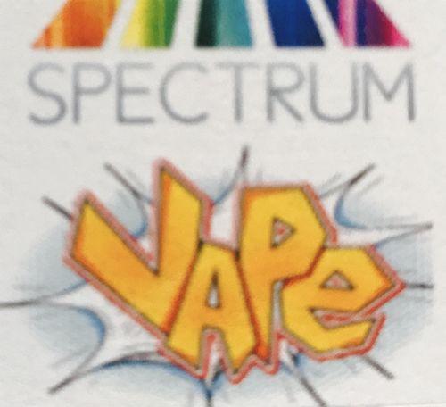 Spectrum Vape Cartridges
