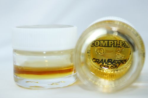Clear Distillate - Cranberry Crush