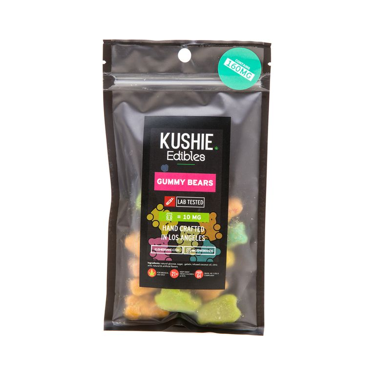 [KUSHIE] Gummy Bears 320mg