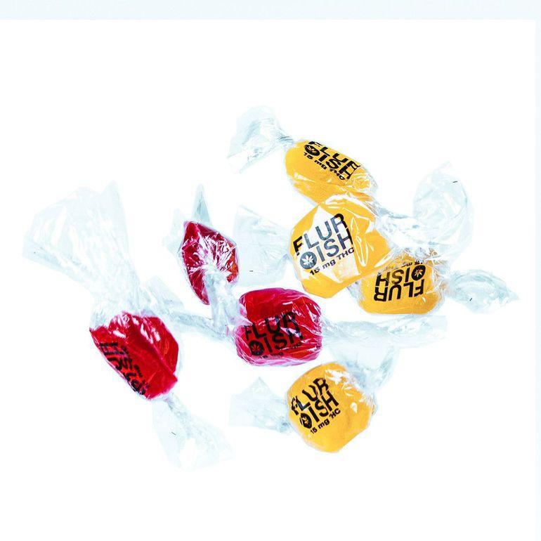 Flurish Gummies Mixed Berry singles 15mg