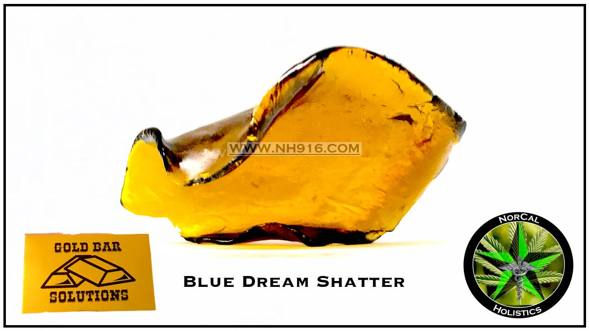 [Gold Bar] Blue Dream Shatter