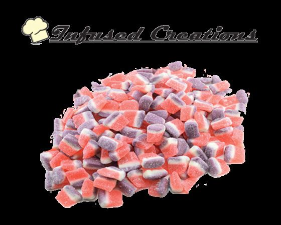 Infused Creations - Very Berry Slices (Indica) 150mg