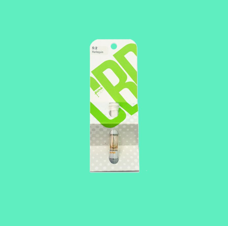 CBD 5:2 Harlequin CO2 Cartridge