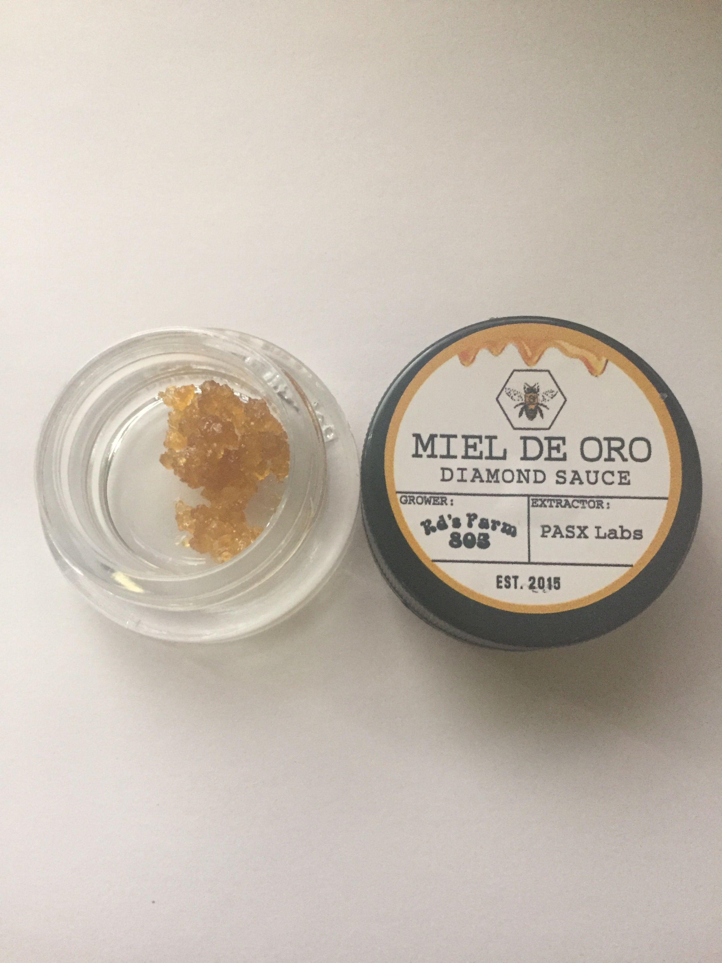 Meil De Oro - Diamond Sauce