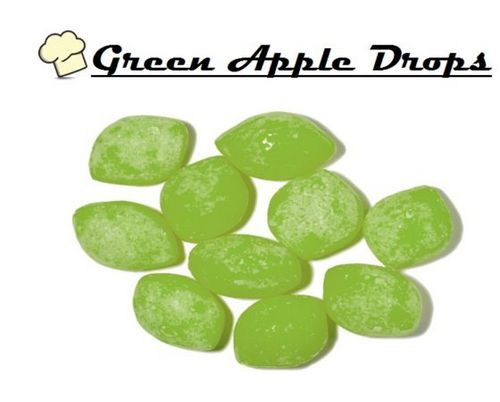 Infused Creations - Apple Drops - 300mg Indica