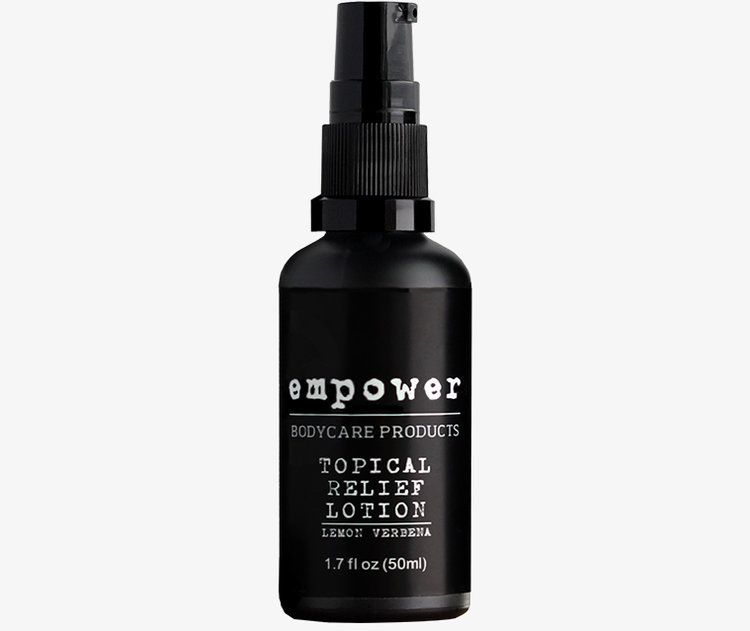 Empower - Black Label 50ml Topical Relief Lotion