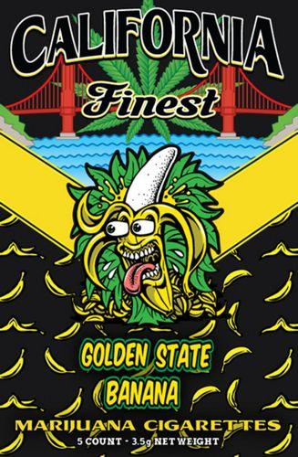 California Finest - Golden State Banana