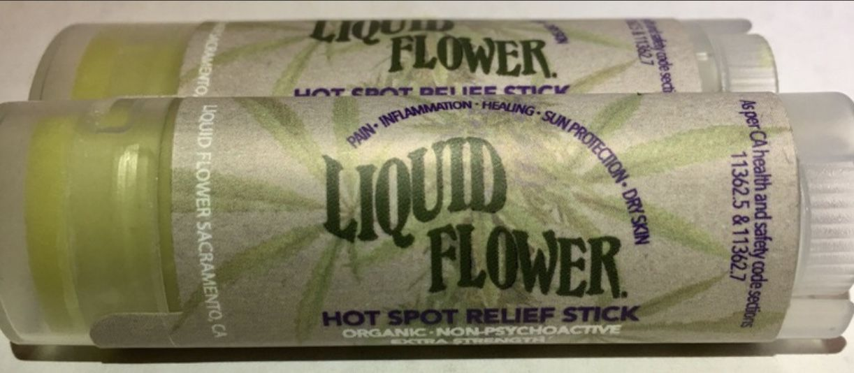 Liquid Flower Hot Spot Relief Stick