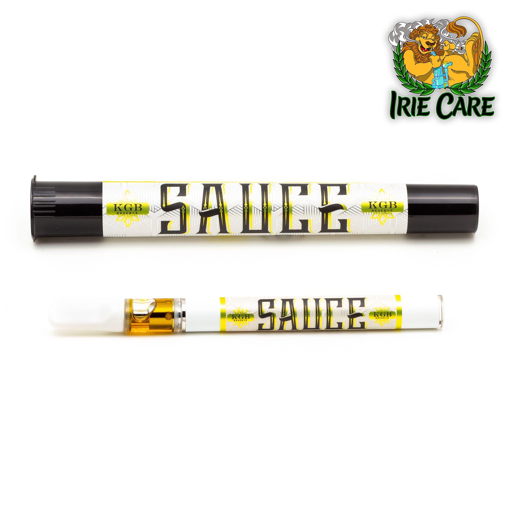 KGB Reserve - Sour Dub .5g HTFSE Sauce Pen
