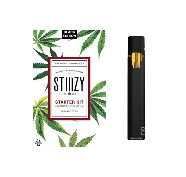STIIIZY STARTER KIT - BLACK
