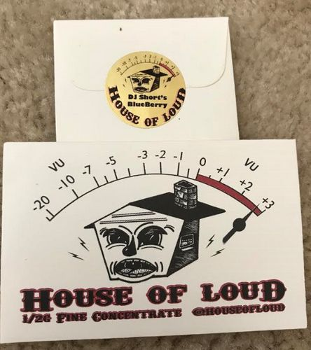 House of Loud-DJ Shorty's Blueberry
