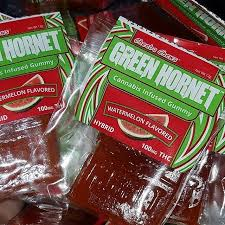 Cheeba Chew Green Hornets 100mg