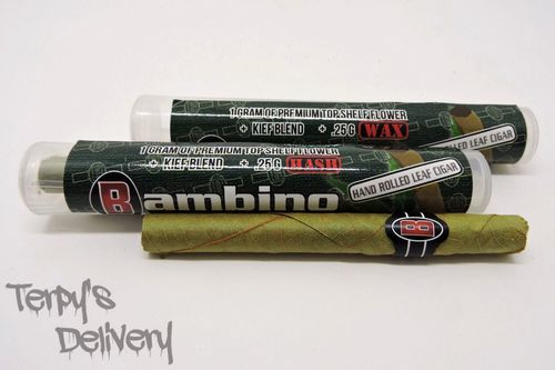 Signature Leaf Cigar - Bambino