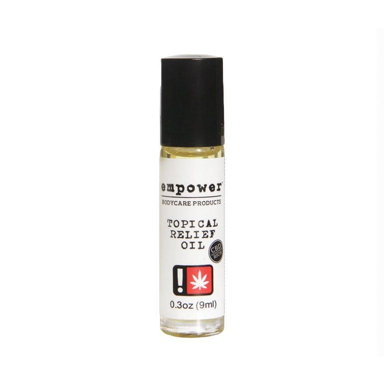 Empower - White Label 9ml Roll-On Relief Oil