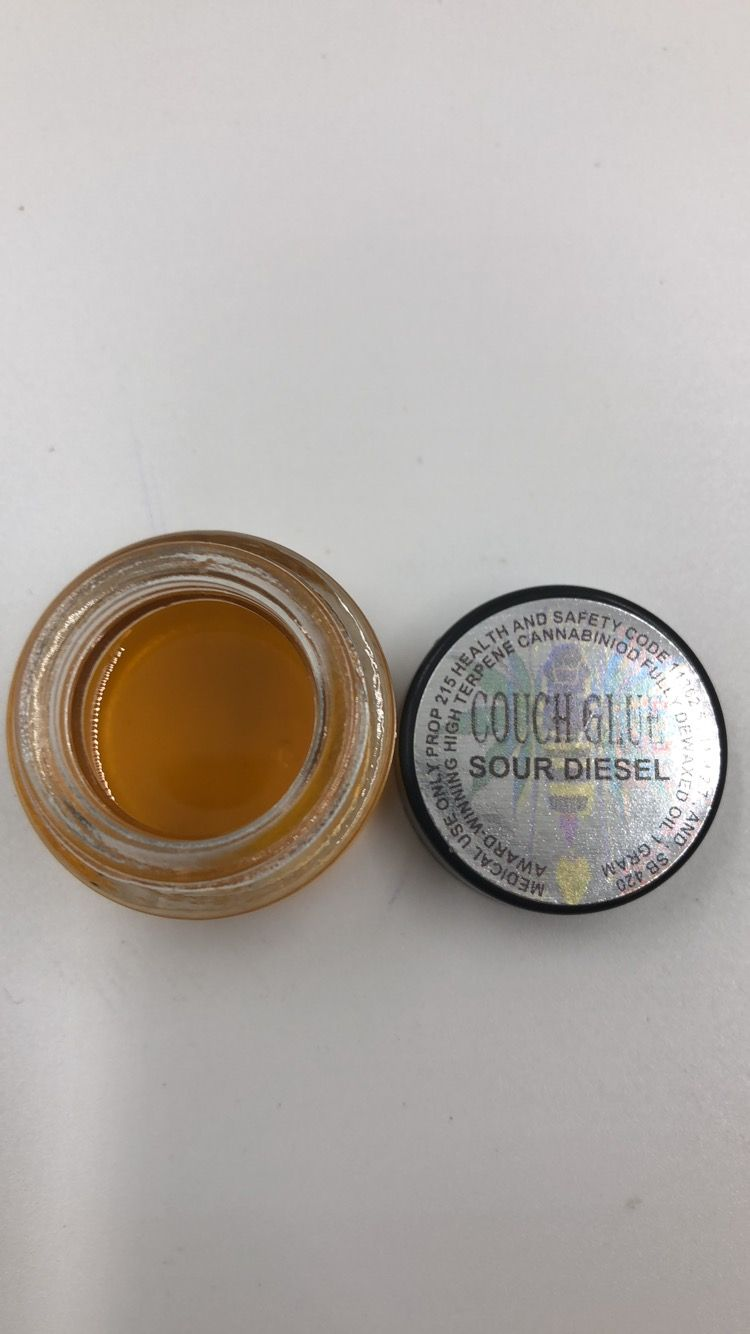 Sour Diesel Sauce (Couch Glue)