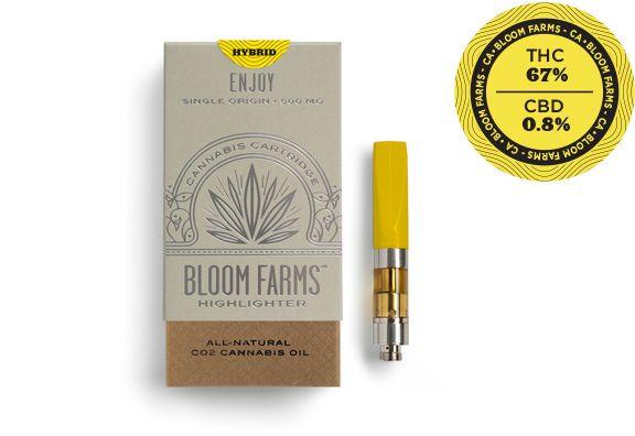 Bloom Farms Cartridge Pineapple Hybrid $35