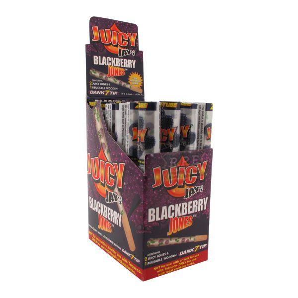 Juicy Blackberry Jones
