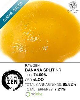 WLE - Banana Split NR Sugar Sauce