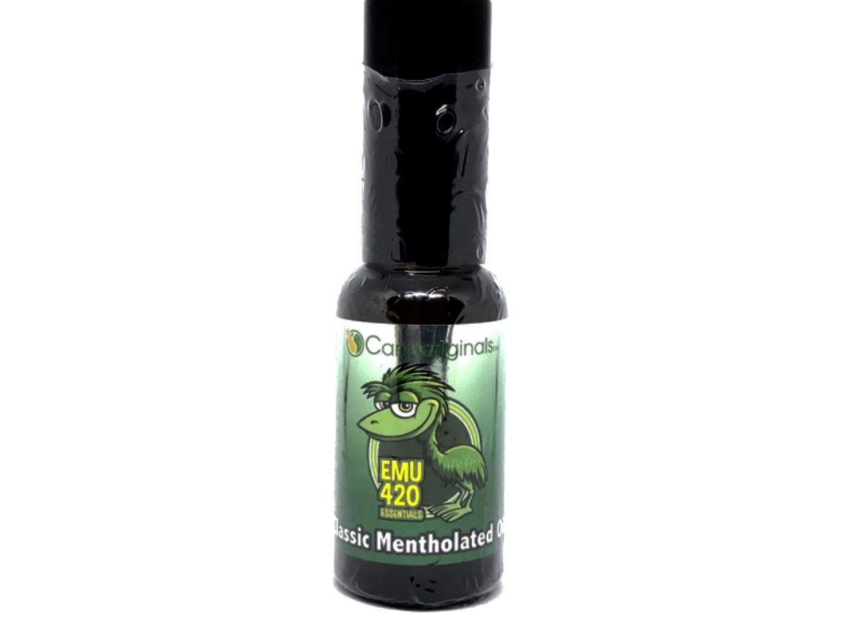 Emu 420 Classic Mentholated Medicated Oil, 20mg