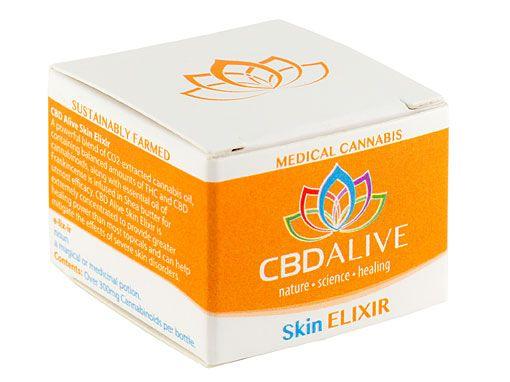 CBD Alive Skin Elixer 300mg