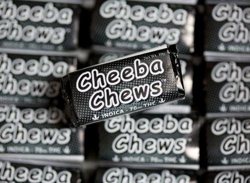 Cheeba Chews: Indica