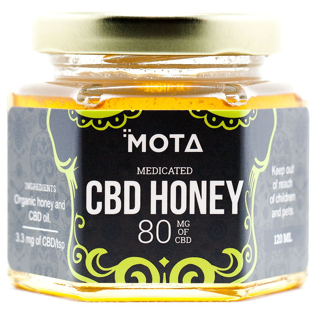 MOTA CBD Honey 120ml