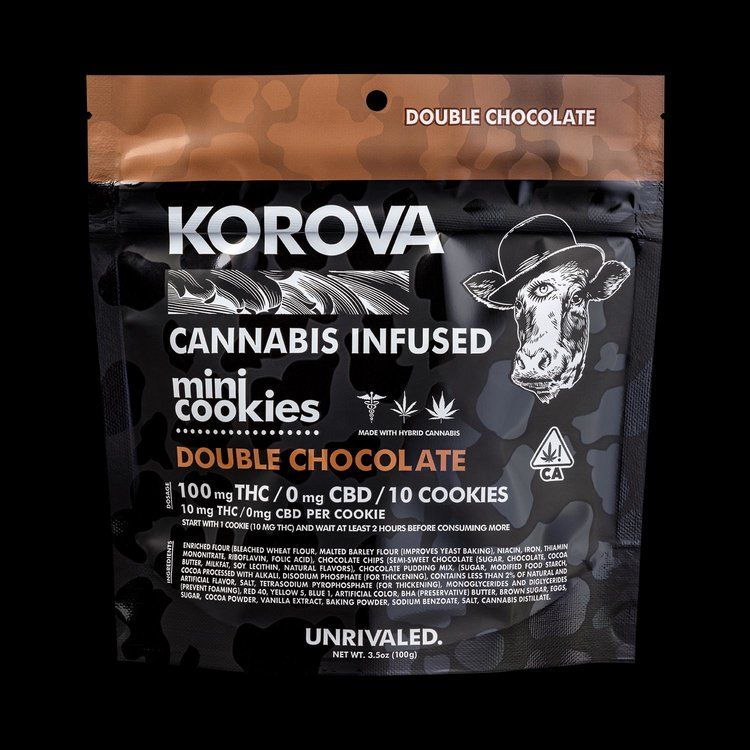 Korova Double Chocolate Minis $23
