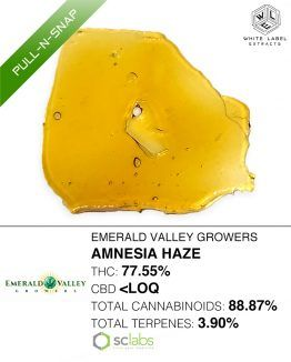 WLE - Amnesia Haze Pull and Snap