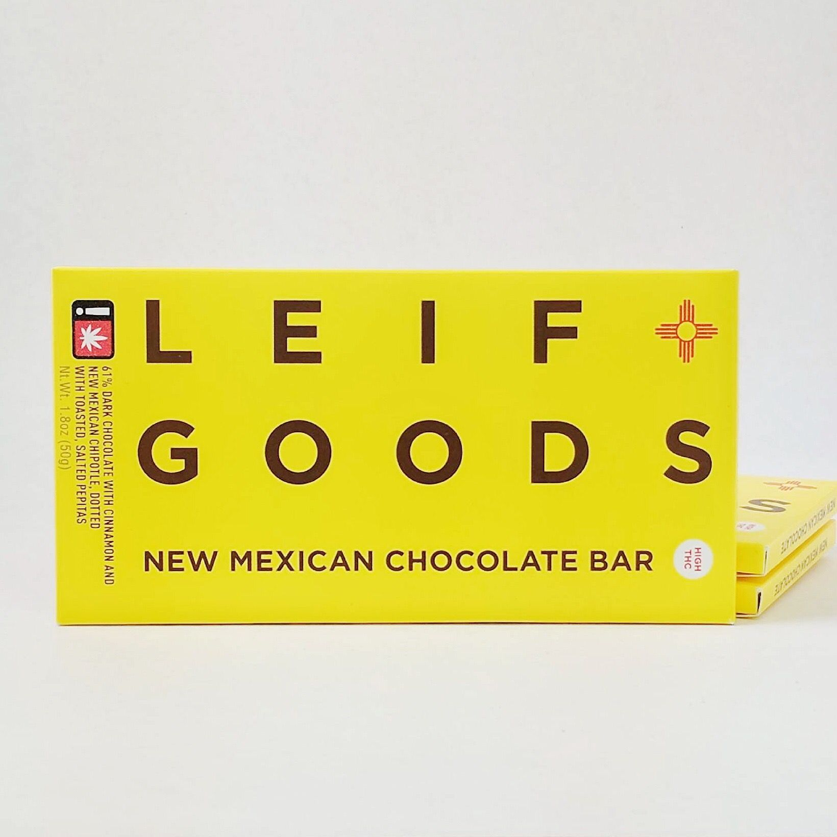 Leif Goods, New Mexican chocolate bar, Was $23