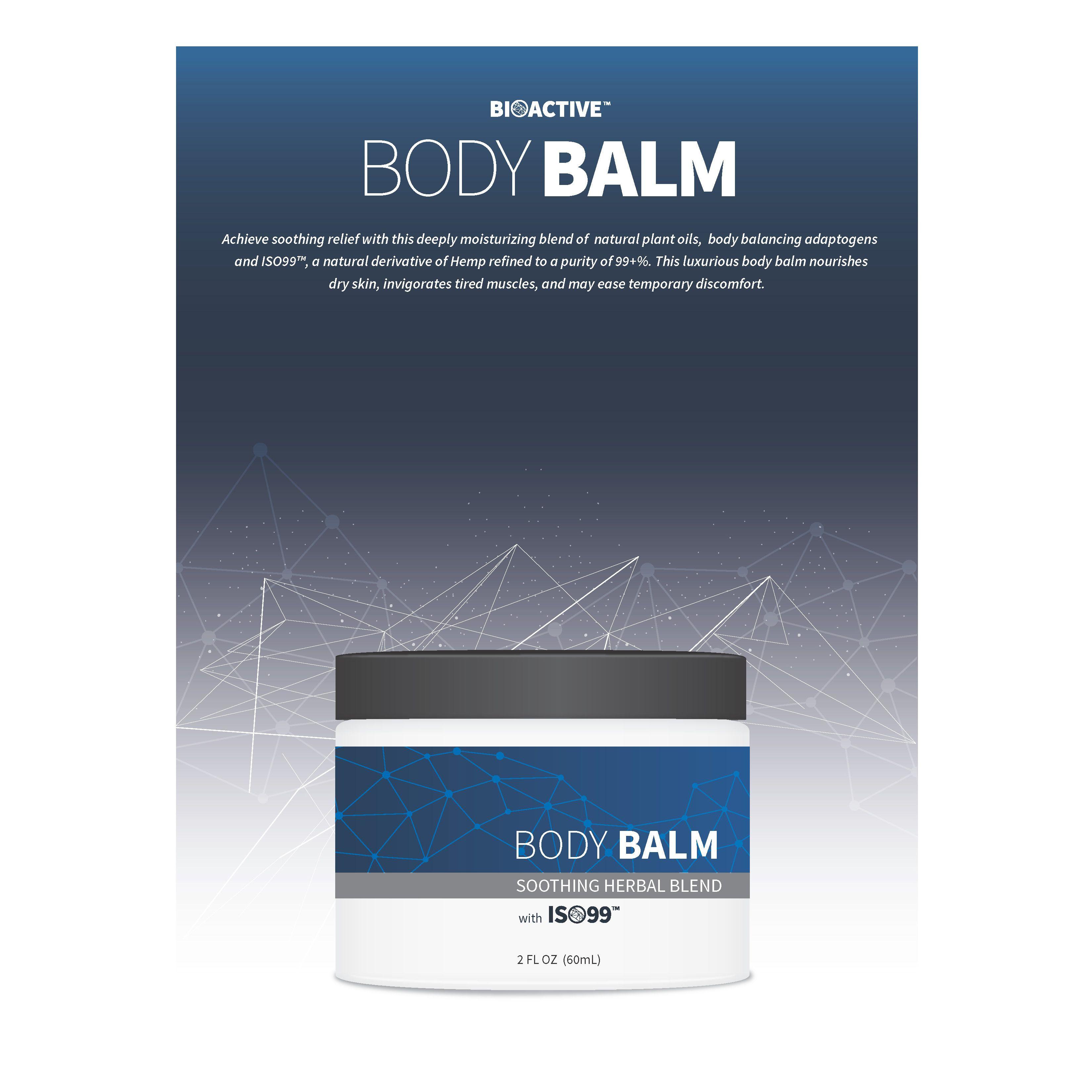 Bioactive Body Balm