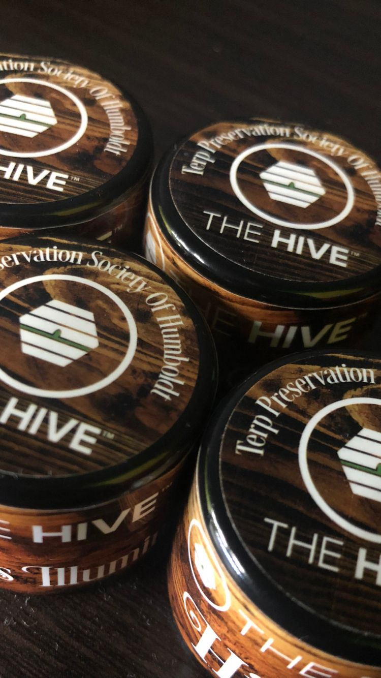 Terp Preservation Society x The Hive: Blueberry