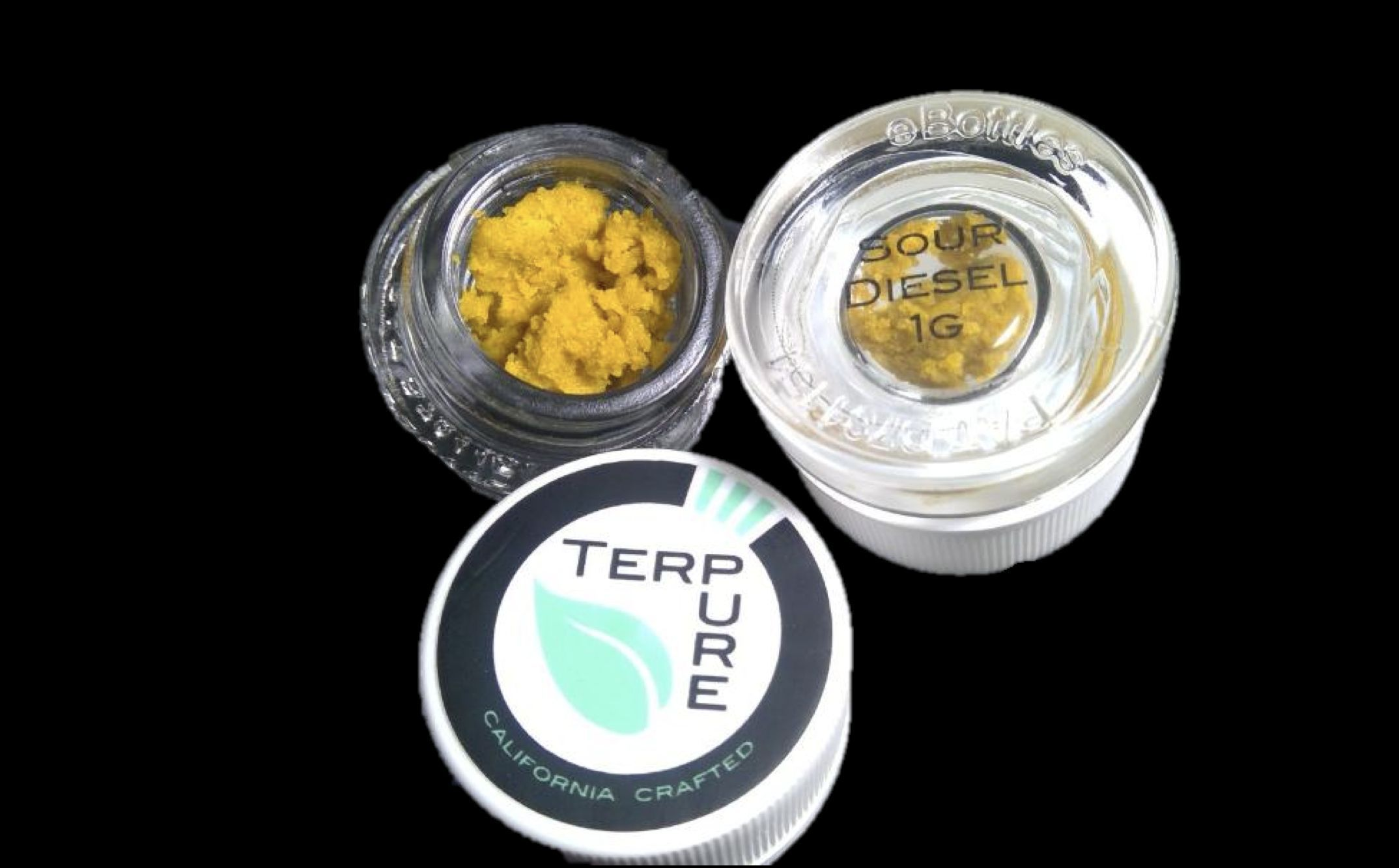 Sour Diesel Crumble (Sativa) by Terpure