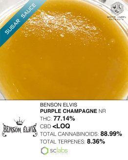WLE - Purple Champagne NR Sugar Sauce