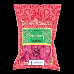 Kanha Candies- Sour Cherry 150MG