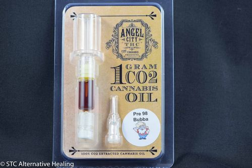 Angel City Oil Syringe w/tip (pre 98 bubba)
