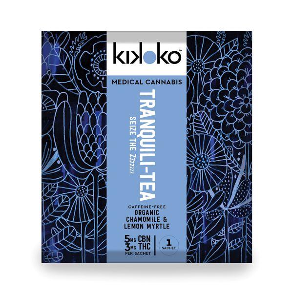 Kikoko Tranquili-Tea Pouch $8