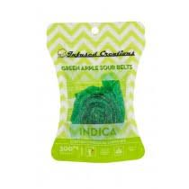 Infused Creations Green Apple Belts-300mg (Indica)