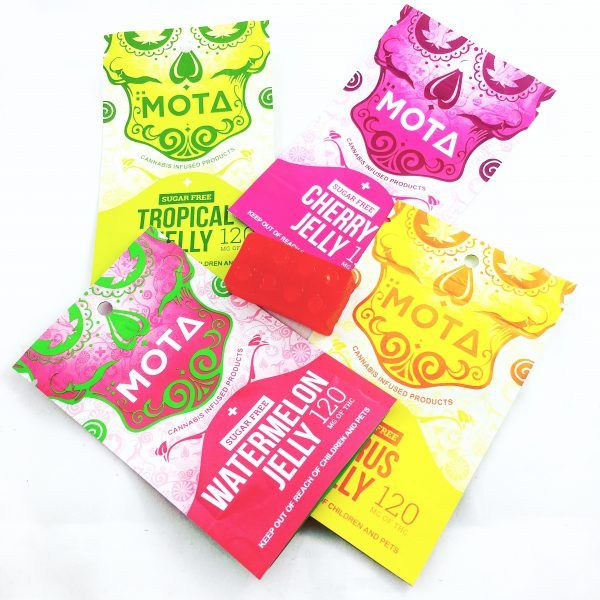MOTA Sugar Free Jelly