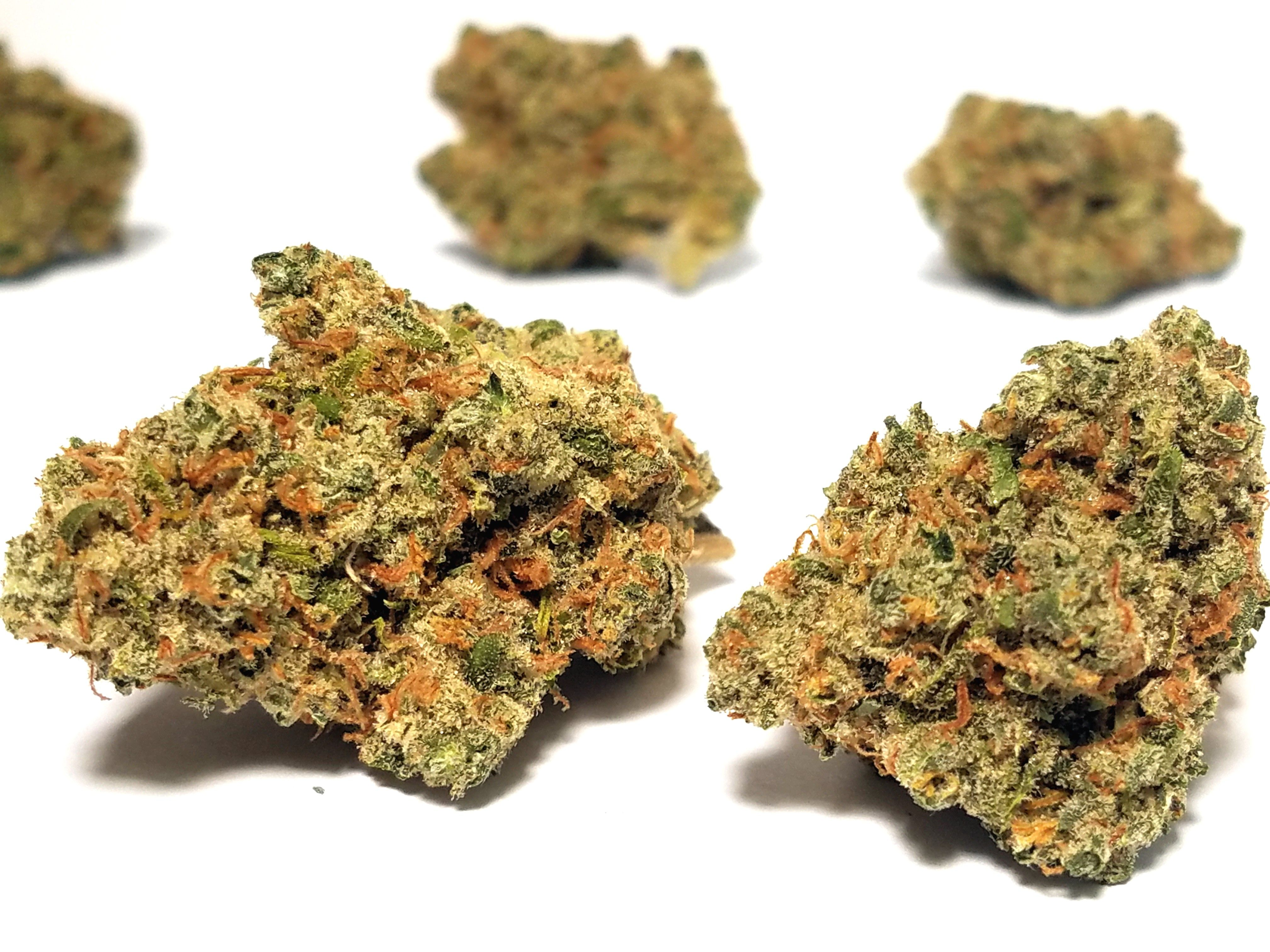 Thrive Gardens - Jack Herer, Sativa, Indoor