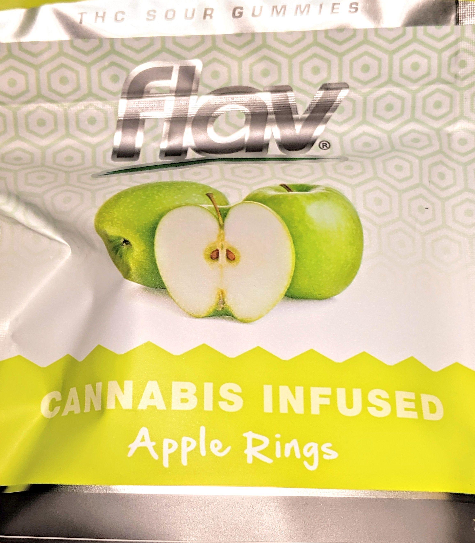 Flav - Apple Gummy Rings