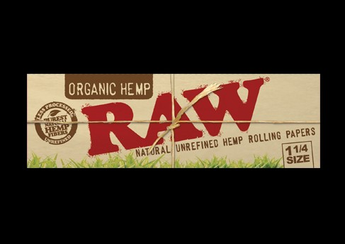 ORGANIC RAW (1 1/4) PAPERS