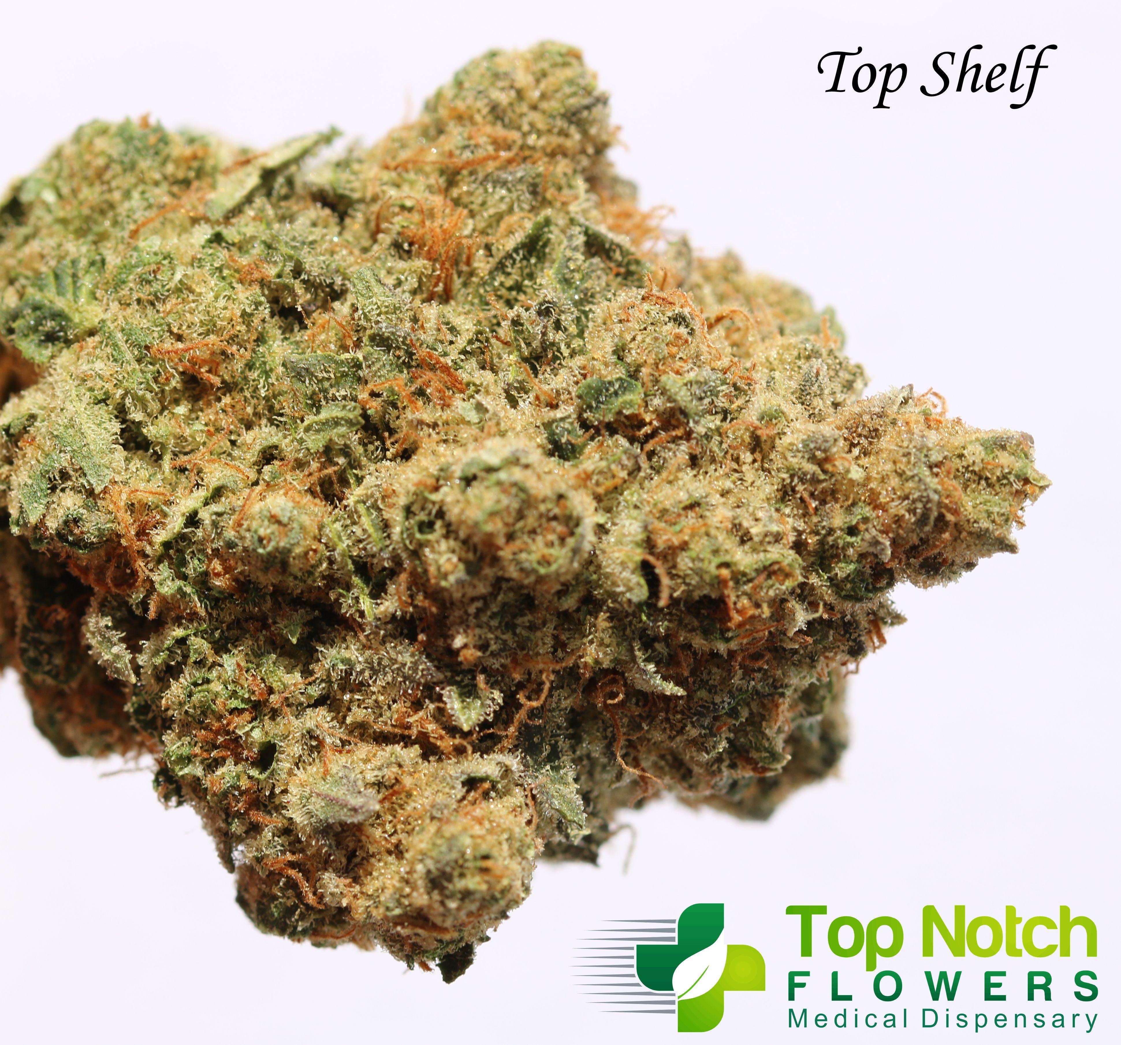 Top Shelf Platinum Punch
