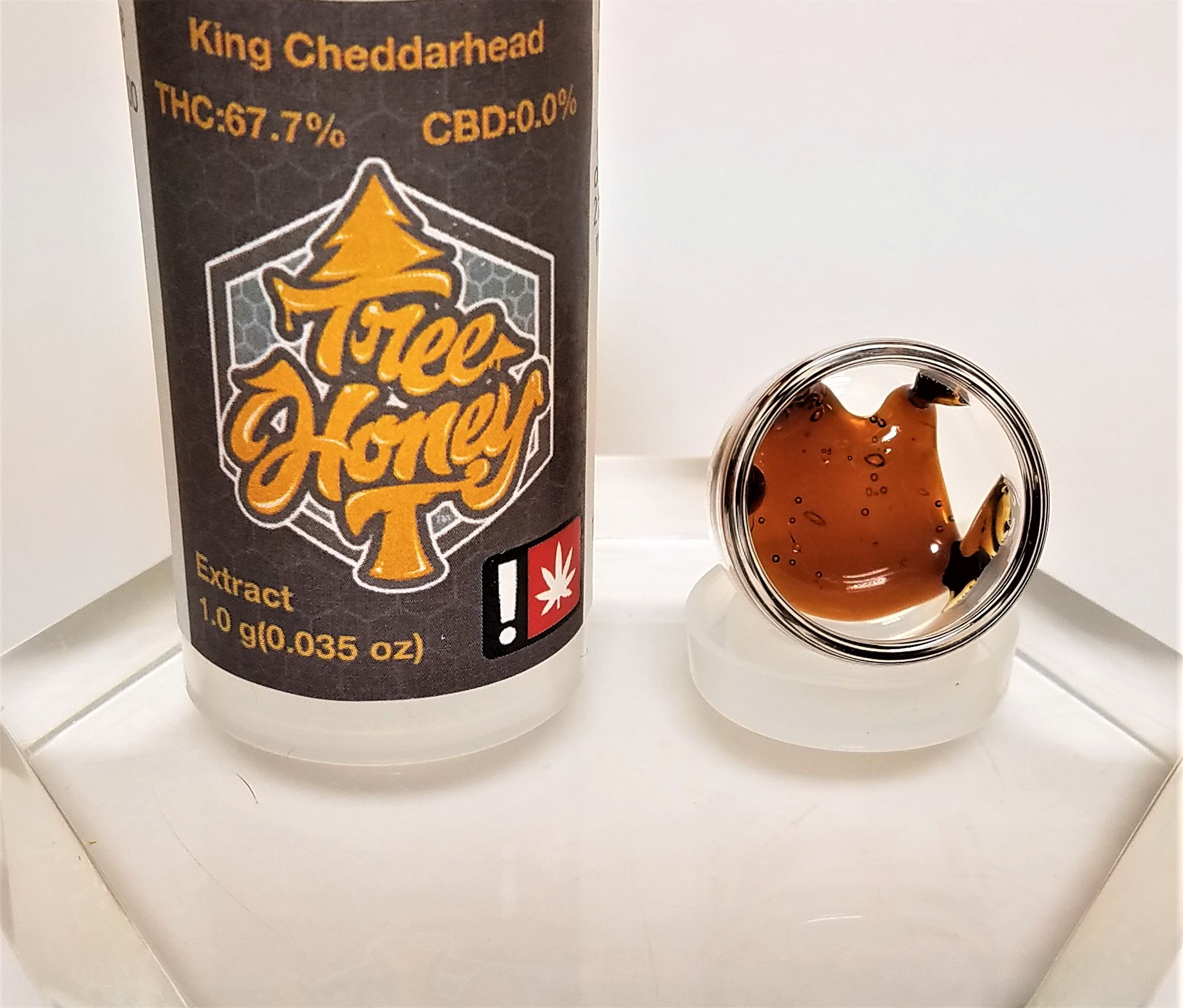 Tree Honey - King Cheddarhead Pull 'n' Snap