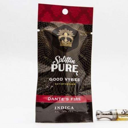 XXSpliffin Dante's Fire Cartridge