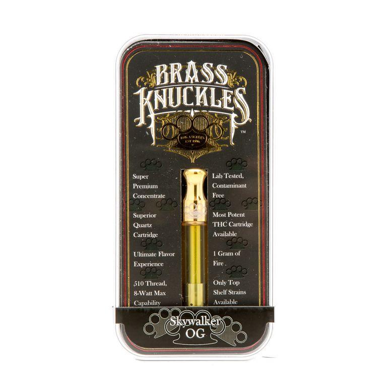 Brass Knuckles Skywalker OG  Indica