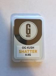 GNugs Shatter-OG Kush Shatter