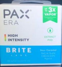 Brite Labs / Pax Era Pod - Chem Dawg